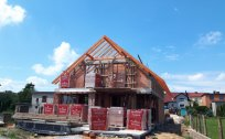 Budowa domu w Boguszycach