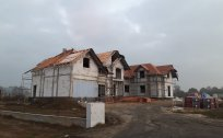 Dach Gliwice - 1000 m2